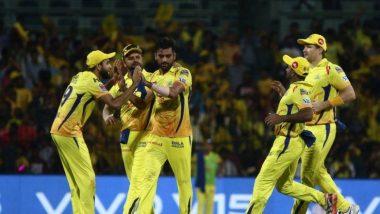 IPL 2021 CSK vs RR : एल बालाजी का कोरोना रिपोर्ट पॉजिटिव आने के बाद सीएसके-रॉयल्स का मैच स्थगित