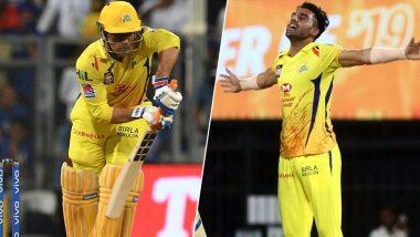 IPL 2019: दीपक चाहर ने बताया अपनी सफलता का राज, धोनी के साथ करते हैं ये काम