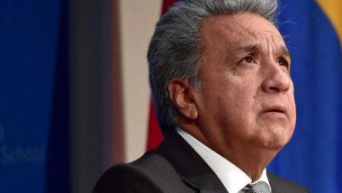 इक्वाडोर: राष्ट्रपति लेनिन मोरेनो ने असांजे की शरण वापस लेने के अपने फैसले का किया बचाव