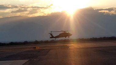 जम्मू-कश्मीर: भारतीय वायुसेना के अवंतीपोरा बेस पर बड़ा हादसा, 2 जवान शहीद