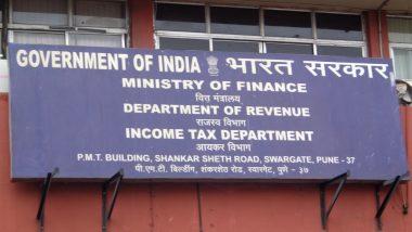 Income Tax Raid: इनकम टैक्स विभाग ने कश्मीर में कारोबारी समूह पर मारा छापा, 1.82 करोड़ रुपये नकद बरामद
