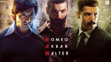 Romeo Akbar Walter (RAW) Quick Movie Review: जासूस के रोल में एकदम परफेक्ट है जॉन अब्राहम
