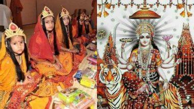 Chaitra Navratri 2019: नवरात्रि में कन्या पूजन का महत्व, जानें शुभ मुहूर्त और पूजा की विधि
