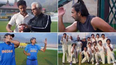 फिल्म '83' में कपिल देव के रोल के लिए इस तरह कड़ी मेहनत कर रहे हैं रणवीर सिंह, देखें वीडियो