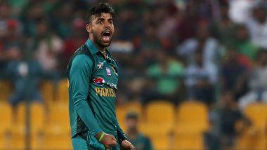 ICC Cricket World Cup 2019: वर्ल्ड कप से पहले पाकिस्तान को लगा बड़ा झटका, टीम के प्रमुख स्पिन गेंदबाज शादाब खान हुए बीमार