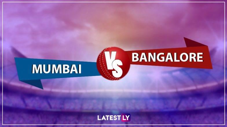 RCB vs MI, IPL 2019 Live Cricket Streaming and Score: मुंबई इंडियंस बनाम रॉयल चैलैंजर्स बैंगलोर  के मैच को आप हॉटस्टार पर देख सकते हैं लाइव