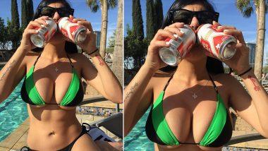 पूर्व XXX पोर्न स्टार मिया खलीफा ने पोस्ट की अपनी बोल्ड फोटो, सेक्सी फोटो देखकर हैरान हुए फैंस