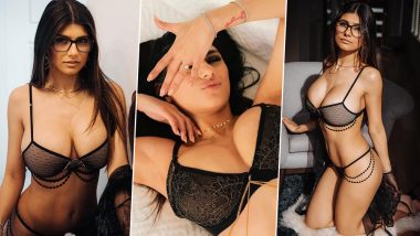 Pornhub और Bangbros से विवाद के बाद OnlyFans मॉडल बनी Mia Khalifa ने XXX साइट से बटोरे 1 करोड़ रूपए, करेंगी दान