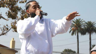 लॉस एंजेलिस: अमेरिकी रैपर निप्से हसल की गोली मारकर हुई हत्या, दो अन्य घायल