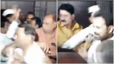 लोकसभा चुनाव 2019: पटना में कांग्रेस दफ्तर में कार्यकर्ताओं ने जमकर किया हंगामा, निखिल कुमार का टिकट कटने का विरोध, देखें Video