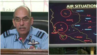 भारतीय वायुसेना ने पाकिस्तान के F-16 को मार गिराने के सबूत किए पेश, देखें Video