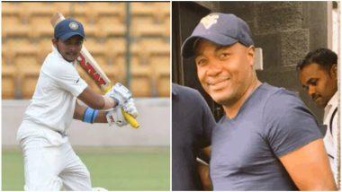 पृथ्वी शॉ के मुरीद हुए ब्रायन लारा, कहा- मुंबई के इस युवा बल्लेबाज की बैटिंग स्टाइल में है 'वीरेंद्र सहवाग' की झलक