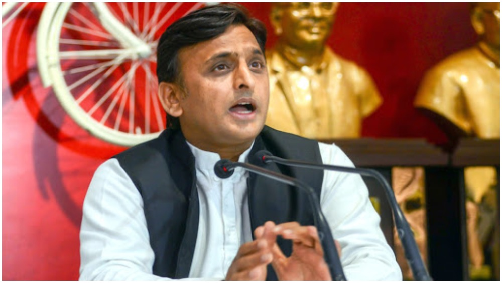लोकसभा चुनाव 2019: अखिलेश यादव ने भरा दम, कहा- कांग्रेस और बीजेपी में कोई अंतर नहीं