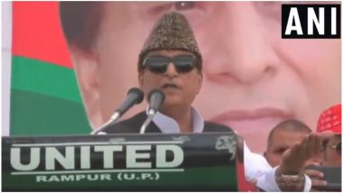 आजम खान का आपत्तिजनक बयान, जया प्रदा का नाम लिए बगैर बोले- मैं पहचान गया था इनका अंडरवियर खाकी रंग का है, देखें VIDEO