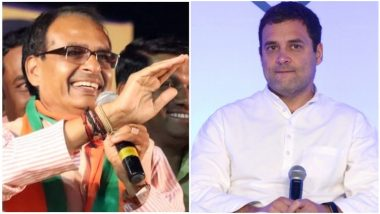 लोकसभा चुनाव 2019: शिवराज सिंह चौहान बोले- राहुल गांधी को दुनिया के सबसे बड़े झूठे के खिताब से नवाजा जाए
