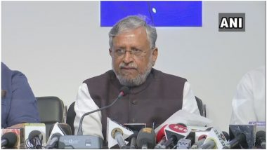 सुशील मोदी का बड़ा खुलासा, कहा- CBI से बचने के लिए अरुण जेटली से मिले थे लालू यादव, नीतीश सरकार गिराने की कही थी बात