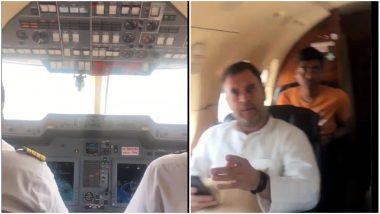 लोकसभा चुनाव 2019: देखिए कैसे राहुल गांधी ने पायलट के साथ मिलकर ठीक किया हेलिकॉप्टर, Video हुआ वायरल