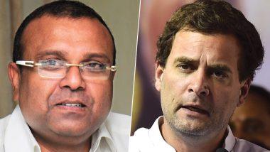 लोकसभा चुनाव 2019: जानें कौन है तुषार वेल्लापल्ली, जो वायनाड में राहुल गांधी को देंगे टक्कर