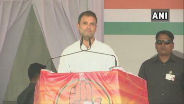 राहुल गांधी पहुंचे बिहार, शत्रुघ्न सिन्हा के लिए पटना साहिब में किया रोड शो, तेजस्वी यादव भी रहे मौजूद