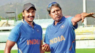 83 Film: फैंस के आगे कपिल देव को भूले रणवीर सिंह, क्रिकेट प्रैक्टिस छोड़ करने लगे ये काम !