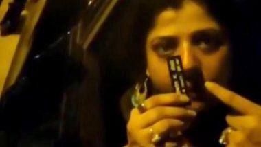 शराब के नशे में गाड़ी चलाती पकड़ी गई टीवी एक्ट्रेस रूही सिंह, पुलिस के साथ की गाली गलौज