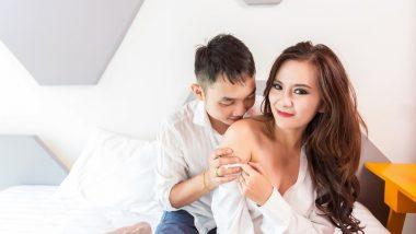 Kissing Tips to Turn Her on for Sex: सेक्स के लिए अपनी महिला पार्टनर का तुरंत मूड बनाने के लिए अपनाएं ये किसिंग टिप्स