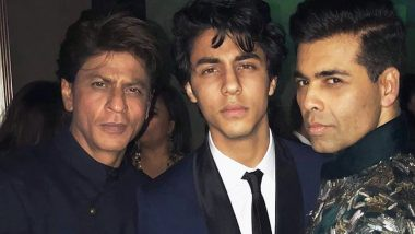 करण जौहर के साथ बॉलीवुड डेब्यू करने जा रहे हैं शाहरुख खान के बेटे आर्यन खान, ये रही डिटेल्स