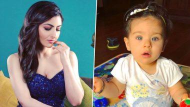 सोहा अली खान अभी बेटी के साथ कर रही हैं मस्ती, कहा- फिलहाल फिल्मों के लिए वक्त नहीं