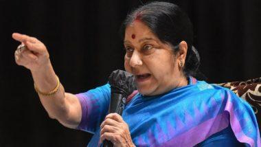लीबिया में 500 भारतीय फंसे, सुषमा स्वराज ने कहा-जल्द नहीं निकले तो फंसे रह जाओगे