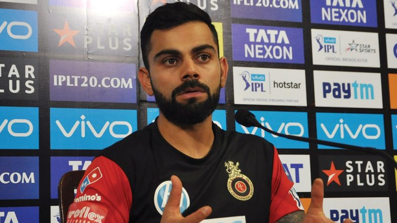 IPL 2019: पंजाब के खिलाफ मिली जीत के बाद कप्तान विराट कोहली ने कहा- अब इंटरव्यू देना बहुत अच्छा लग रहा है