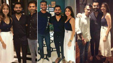IPL 2019: विराट कोहली और अनुष्का शर्मा ने RCB के लिए होस्ट की स्पेशल डिनर पार्टी, MS धोनी ने भी की शिरकत