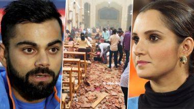 Serial Blasts in Sri Lanka: विराट कोहली, सानिया मिर्जा समेत इन सेलिब्रिटीज ने जताया शोक