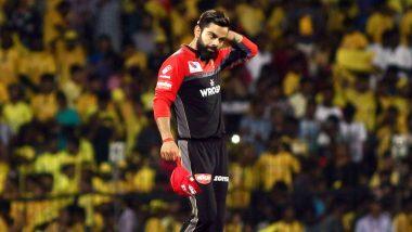 IPL 2019: कोलकाता नाइट राइडर्स के खिलाफ शानदार प्रदर्शन के लिए कप्तान विराट कोहली को मिला 'मैन ऑफ द मैच' अवार्ड