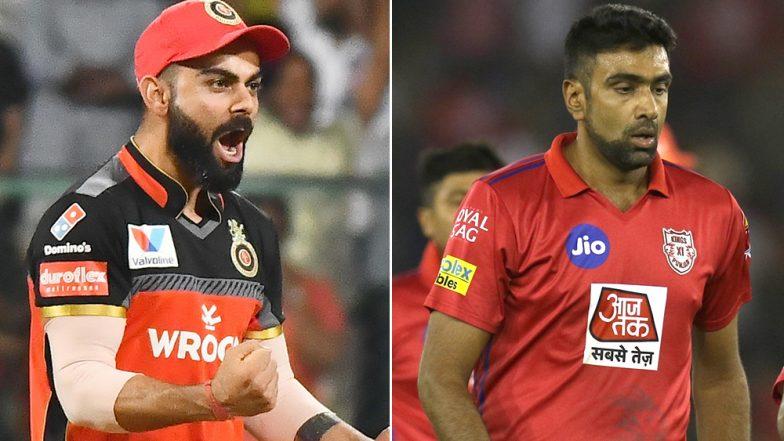 IPL 2019: विराट कोहली ने रविचंद्रन अश्विन को दिखाई आंख, अश्विन ने मांकड़ रन आउट की कोशिश की थी, देखें वीडियो