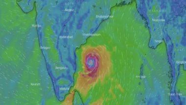 चक्रवाती तूफान फानी के कारण पूर्वोत्तर और दक्षिण भारत के बीच 6 ट्रेनें रद्द