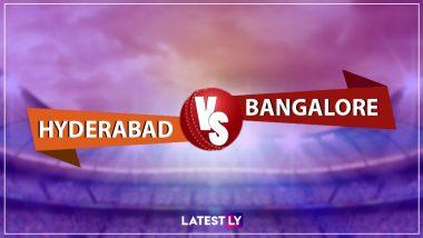 IPL 2019: शिमरोन हेटमेयर ने लगाया शानदार अर्धशतक, बेंगलोर ने हैदराबाद को चार विकेट से हराया