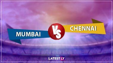 IPL 2019: क्वालीफायर-1 में चेन्नई सुपर किंग्स और मुंबई इंडियंस होंगे आमने-सामने