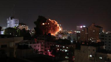 गाजा: फलस्तीनी नेता ने इजराइल के साथ संघर्ष विराम पर भरी सहमती, हमले में 22 की हुई मौत