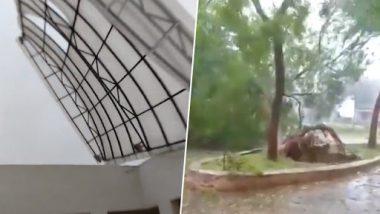 चक्रवात तूफान 'फानी': केंद्र ने ओडिशा के लिए की 1000 करोड़ रुपये की अतिरिक्त सहायता की घोषणा