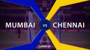 MI vs CSK 1st IPL Match 2020: अंबाती रायडू और फाफ डु प्लेसिस की शानदार बल्लेबाजी, चेन्नई सुपर किंग्स ने 10 ओवर में बनाए 70/2