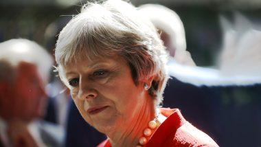 ब्रिटिश पीएम थेरेसा मे ने दिया इस्तीफा, Brexit पर स्वीकारी असफलता