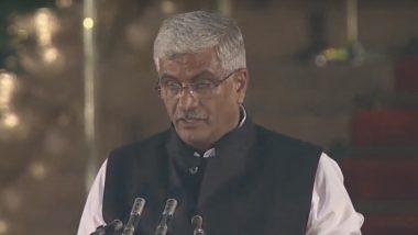 Modi Cabinet 2.0: राजस्थान से पीएम मोदी के मंत्रिमंडल में अर्जुन राम मेघवाल, कैलाश चौधरी और गजेंद्र सिंह शेखावत को मिली जगह