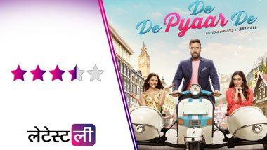 De De Pyaar De Movie Review: अजय देवगन, रकुल प्रीत सिंह और तब्बू का अनोखा लव ट्रायंगल है बेहद मजेदार