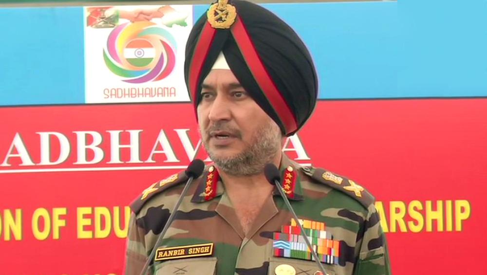 लेफ्टिनेंट जनरल रणबीर सिंह ने कहा- 2016 में हुई थी पहली सर्जिकल स्ट्राइक, बालाकोट एयरस्ट्राइक हमारी बड़ी उपलब्धि