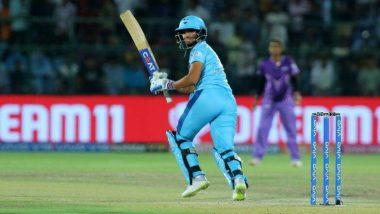 Women's T20 Challenge 2019: सुपरनोवाज की जीत के बाद कप्तान हरमनप्रीत कौर ने कहा- 'स्ट्राइक ज्यादा से ज्यादा अपने पास रखना चाहती थी'