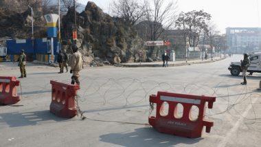 जम्मू-कश्मीर के भद्रवाह में लगातार चौथे दिन कर्फ्यू जारी