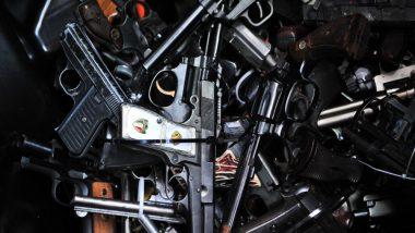 UP: मेरठ में सोशल मीडिया की मदद से फल-फूल रहा था अवैध हथियारों का कारोबार, घर में ही बनाई थी फैक्ट्री