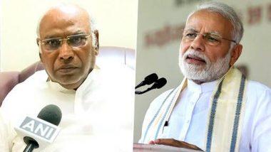 मल्लिकार्जुन खडगे का PM मोदी पर विवादित बयान, कहा- कांग्रेस को 40 से ज्यादा सीटें मिलीं तो क्या प्रधानमंत्री फांसी लगा लेंगे?