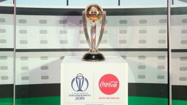 ICC Cricket World Cup 2019: पाकिस्तान क्रिकेट बोर्ड का बड़ा फैसला, खिलाड़ियों के साथ यात्रा नहीं करेंगी उनकी पत्नियां
