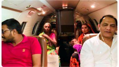 प्रियंका गांधी ने पेश की इंसानियत की मिसाल, ट्यूमर से पीड़ित बच्ची को प्राइवेट प्लेन से भेजा दिल्ली, अब  AIIMS में होगा इलाज